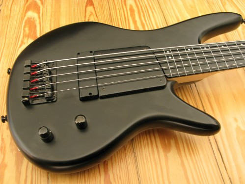 Ibanez Fretless Bass Gary Willis GWB 35 BKF